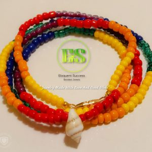 Color Of Pride Waist Bead